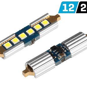 Festoon SV8.5 bulbs