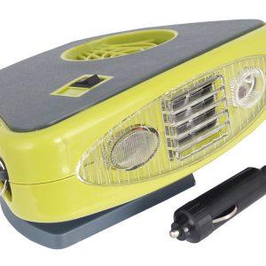 12V Heater Fan 150W With Light