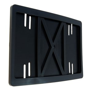 Universal Square Number Plate Holder