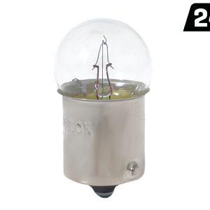 10 x R10W 24V 5W BA15s Bulbs
