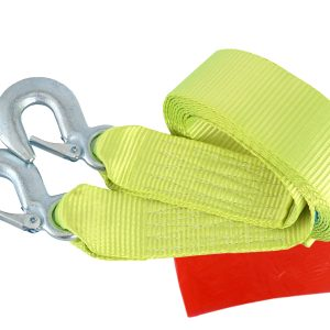 Heavy Duty Vehicle Tow Rope Strap