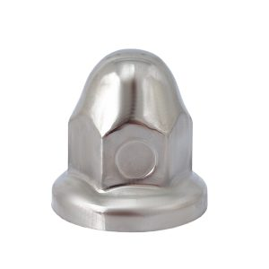 S-33mm Wheel Nut Bolt Caps Cover Truck Lorry