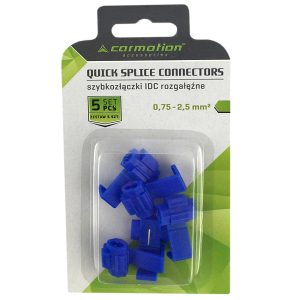 5pcs Set Quick Splice Connectors  0,75 – 2,5 mm