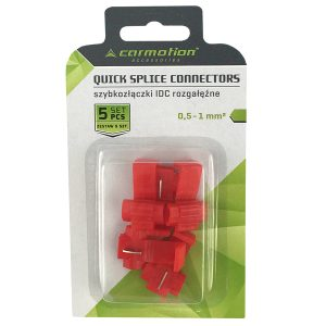 5pcs Set Quick Splice Connectors  0,5 – 1 mm