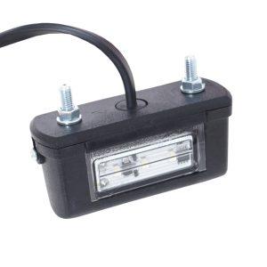 12/24V Universal LED Reg Plate Light