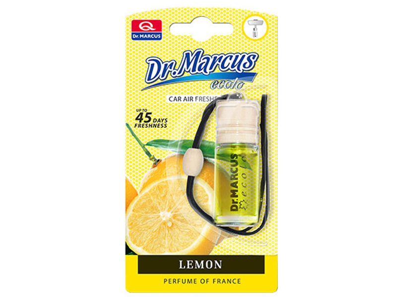 Dr.Marcus Ecolo Line Lemon Freshener — Carmax Accessories