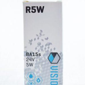 10 x R5W 24V 5W BA15s Bulbs