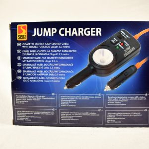 Cigarette Lighter Jump Starter Cable,Charge Function, Jump Lead